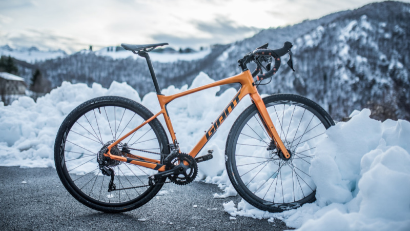 Winter Bikes: Weather Cycling